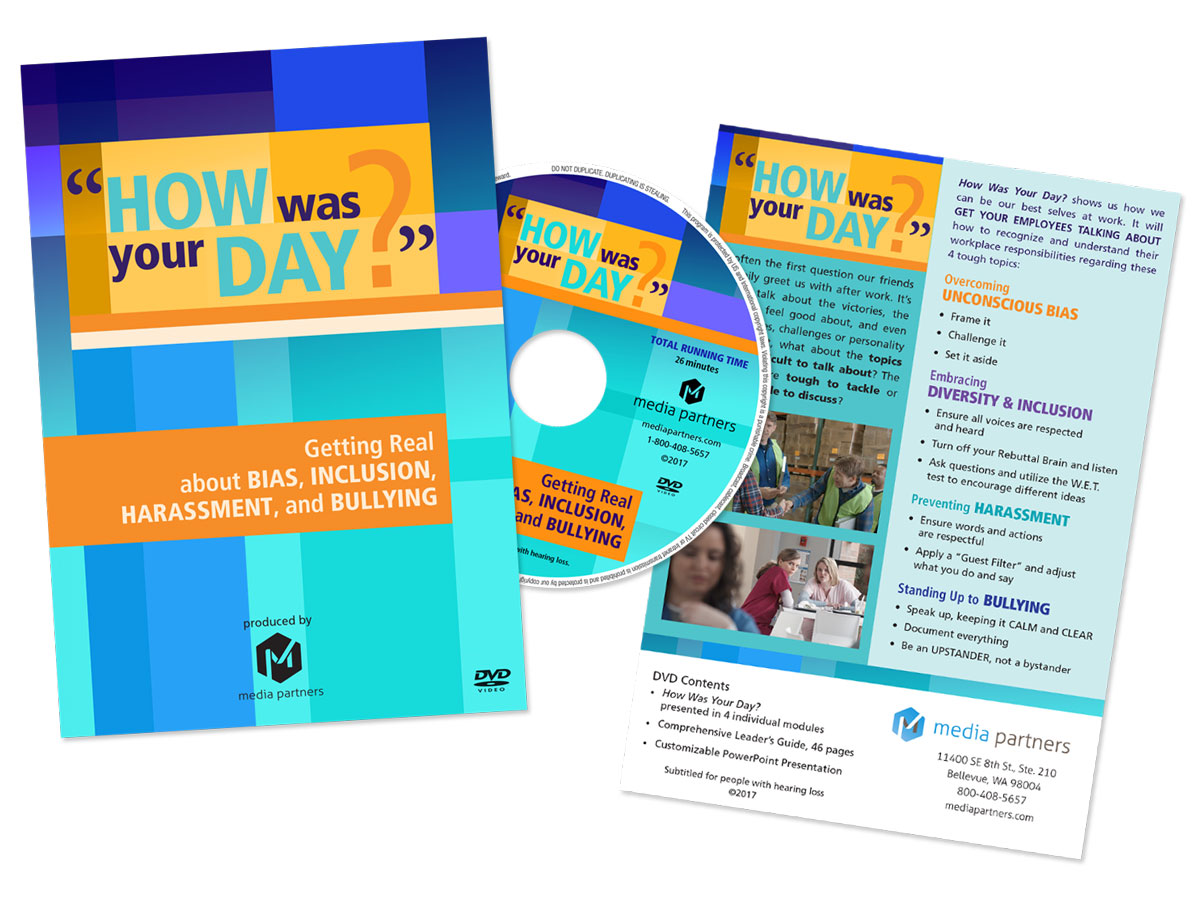 How Was Your Day DVD