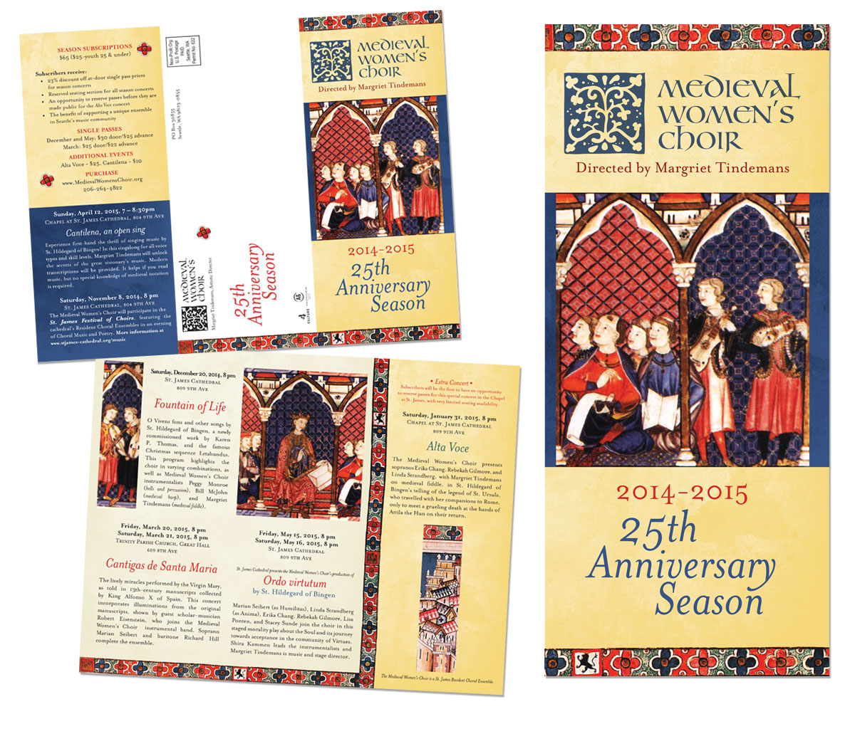 MWC 25th Anniversary Brochure