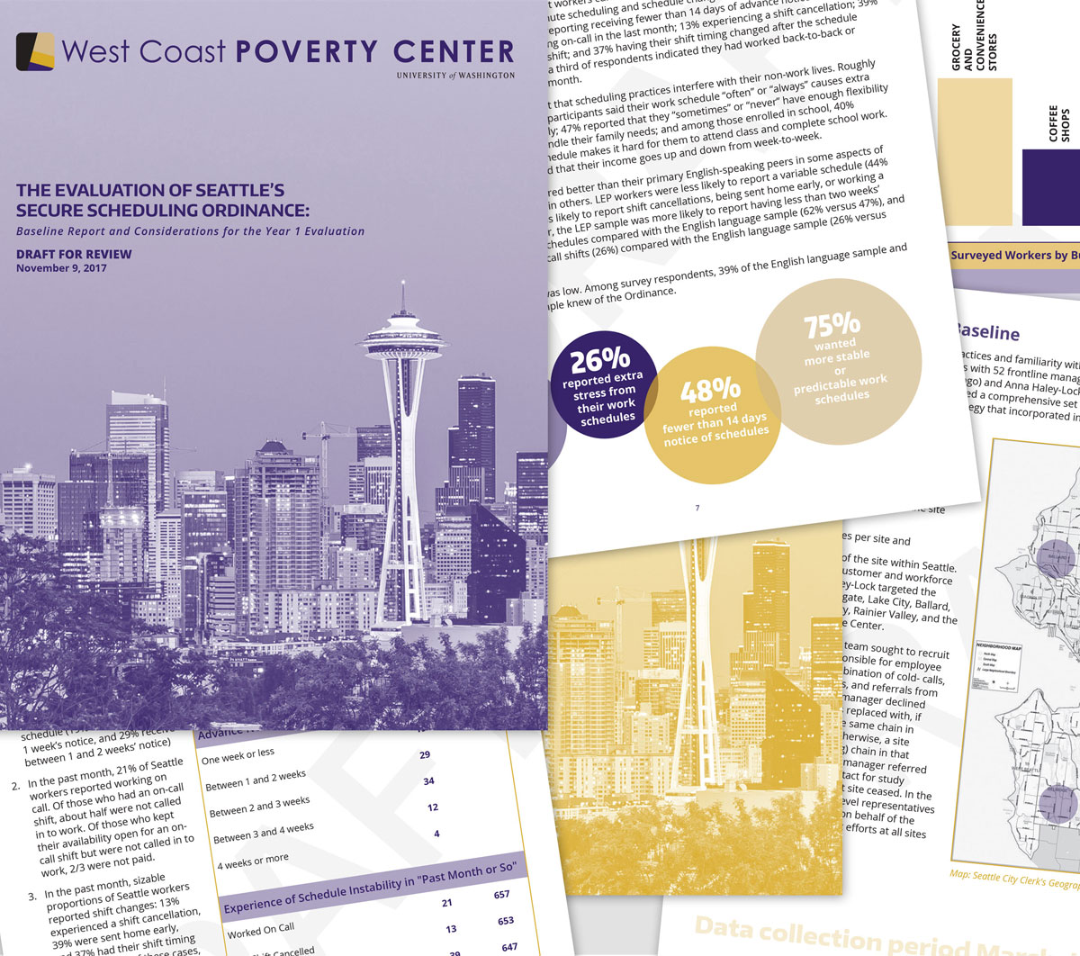 West Coast Poverty Center Report image